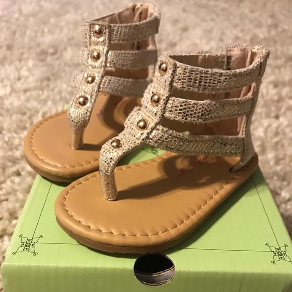 Shoes | Infant Girl Gladiator Sandals
